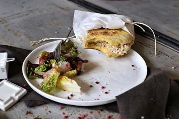 Rezept Thunfisch-Piadina mit Apfel und Ziegenkäse