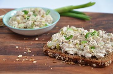 Rezept Thunfischdip mit Frischkäse
