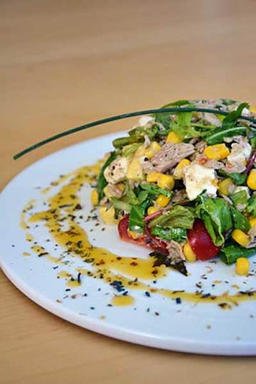 Rezept Thunfischsalat mit Avocado