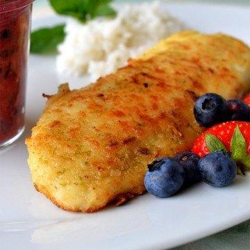 Rezept Tilapia-Filet mit Beeren-Limetten-Salsa