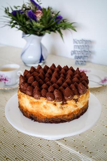 Rezept Tiramisu Cheesecake