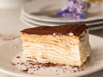 Rezept Tiramisu-Crêpe-Torte