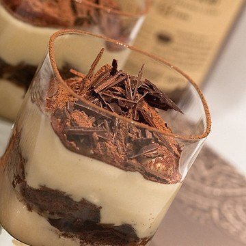 Rezept Tiramisù mit Schokolade und Whisky