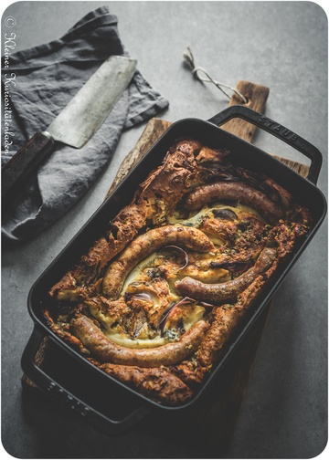 Rezept Toad in the Hole