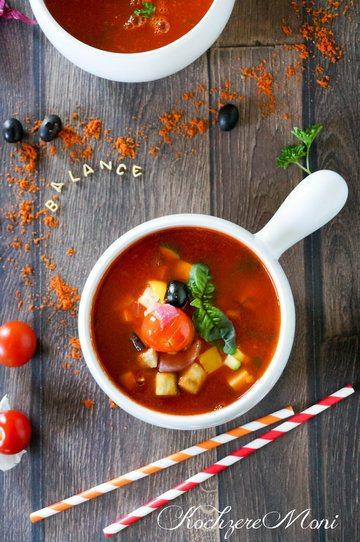 Rezept Tomaten-Gemüse-Suppe