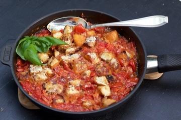 Rezept Tomaten Gratin