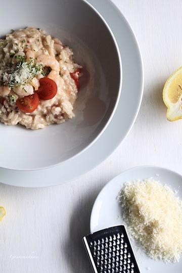 Rezept Tomaten-Mozzarella-Risotto
