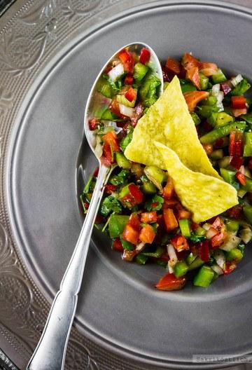 Rezept Tomaten-Paprika-Dip