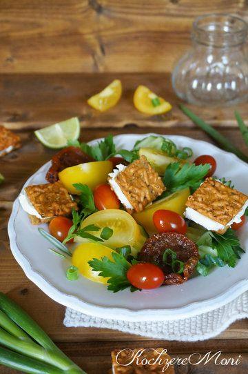Rezept Tomaten Petersilie Salat