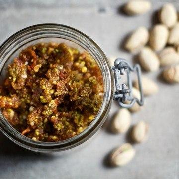 Rezept Tomaten-Pistazien-Pesto