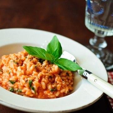 Rezept Tomaten-Risotto