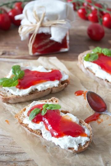 Rezept Tomatenmarmelade