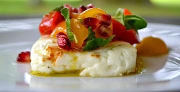 Rezept Tomatensalat mit Granatapfel