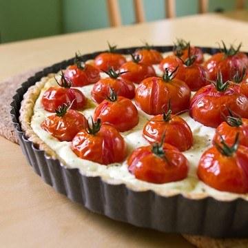 Rezept Tomatentarte