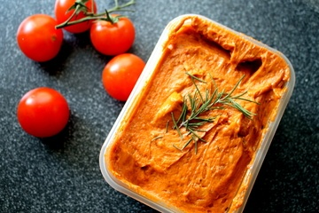 Rezept Tomato-Port Butter