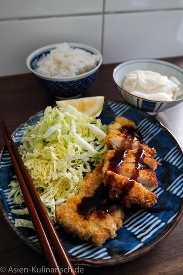 Rezept Tonkatsu - japanisches Schnitzel