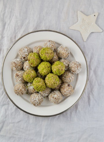 Rezept Topak Khorma - Power Balls