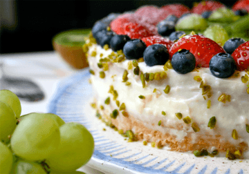 Rezept Torta alla frutta – Italienische Obsttorte