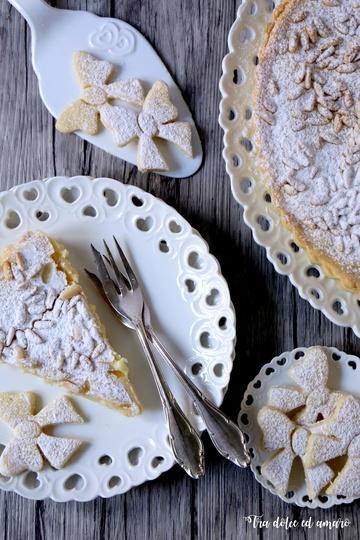 Rezept Torta della nonna