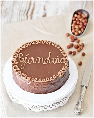 Rezept Torta Gianduia - Haselnusstorte