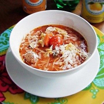 Rezept Tortellini Suppe