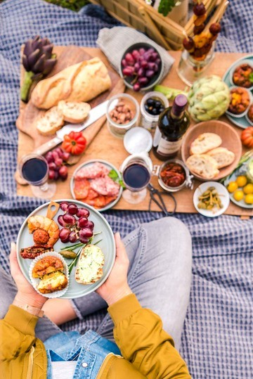 Rezept Tortilla Muffins und andere Picknick Tapas