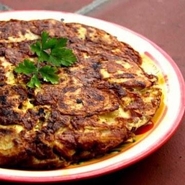 Rezept Tortilla