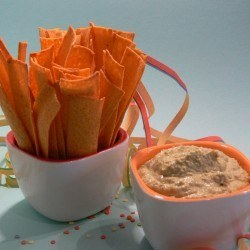 Rezept Tortillachips mit Avocado-Limettendip