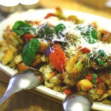 Rezept Toskanischer Brotsalat