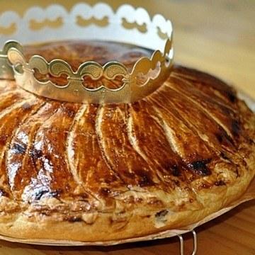 Rezept Traditioneller Kuchen zum Dreikönigsfest
