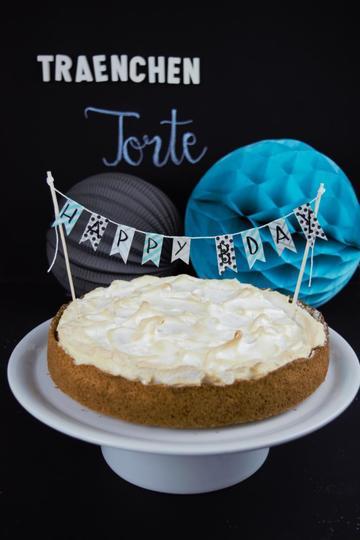 Rezept Tränchentorte/ Käsekuchen/ Cheesecake
