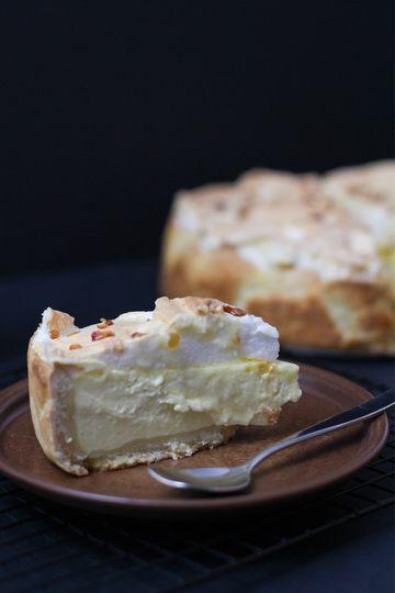 Rezept Tränenkuchen Rezept - Käsekuchen mit Eischnee