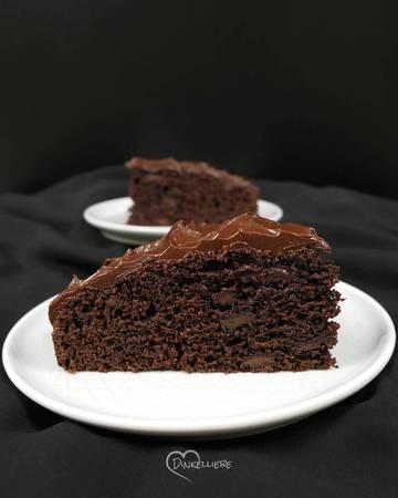 Rezept Triple Choc Cake