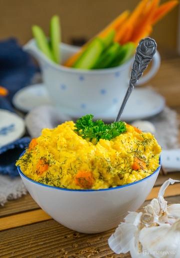 Rezept Türkischer Karottenaufstrich – Havuçlu Yoğurt