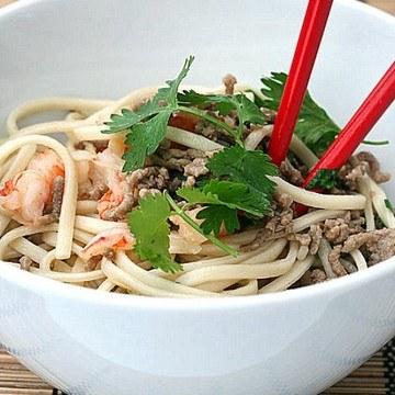 Rezept Udon-Salat