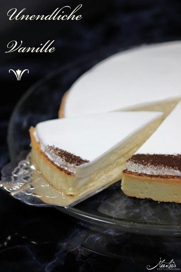 Rezept 'Unendliche Vanille' Tarte