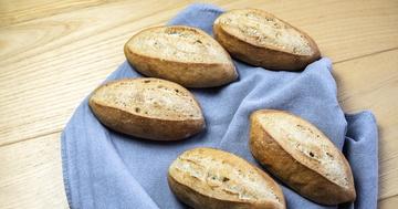 Rezept Urkorn-Brötchen aus 3-erlei Urkorngetreidearten