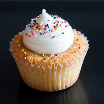 Rezept Vanilla Cupcakes