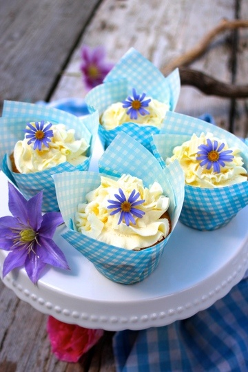 Rezept Vanilla-Cupcakes
