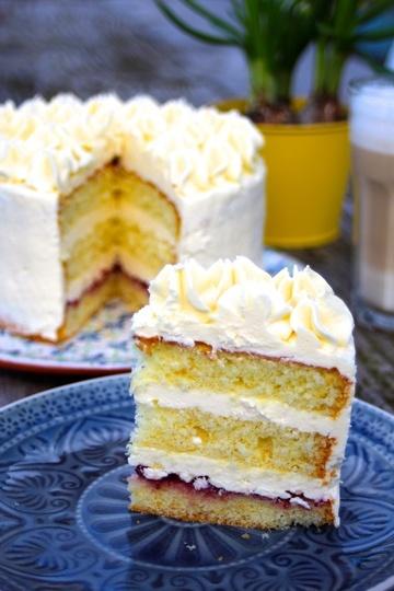 Rezept Vanille-Buttercreme-Törtchen