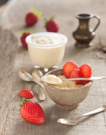 Rezept Vanille-Mousse