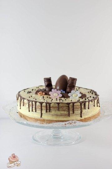 Rezept Vanille-Schoko-Paradiestorte