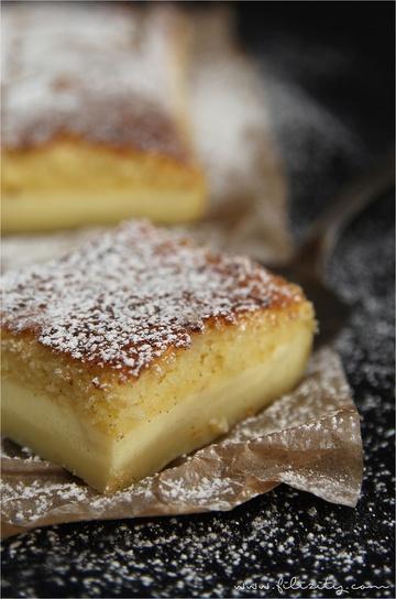 Rezept Vanille-Zauberkuchen