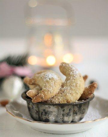 Rezept Vanillekipferl und Zimtkipferl