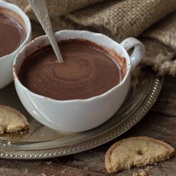 Rezept Vegan Hot Chocolate