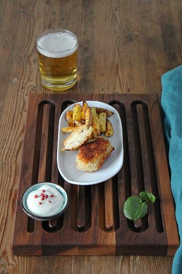 Rezept Vegane Fish & Chips