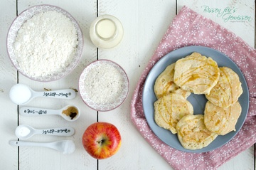 Rezept Vegane Pancakes