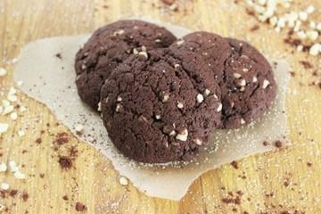 Rezept Vegane Schokocookies