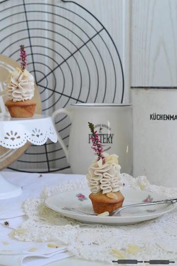 Rezept Vegane Spekualtius Cupcakes