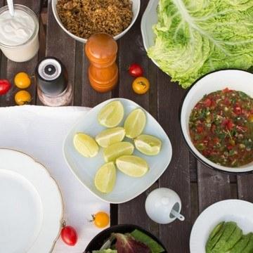 Rezept Vegane Tacos